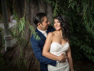 El matrimonio de Lissette y Cristian