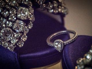 El matrimonio de Lissette y Cristian 3