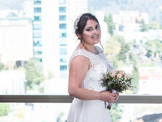 El matrimonio de Daniela y Nolberto 1