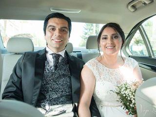 El matrimonio de Daniela y Nolberto 2