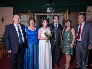 El matrimonio de Daniela y Nolberto 3