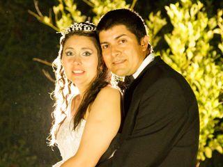 El matrimonio de Fran y Omar 1