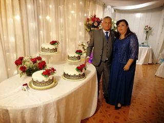 El matrimonio de Mariela y Mariela