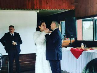 El matrimonio de Katherinne y Manuel  2