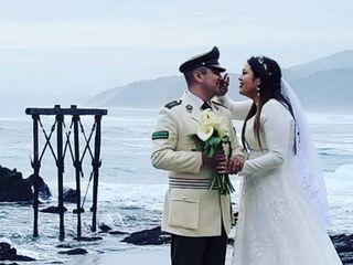El matrimonio de Katherinne y Manuel  3