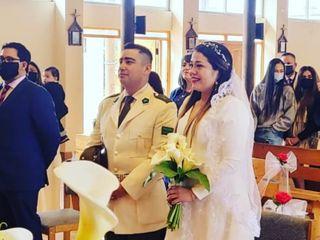 El matrimonio de Katherinne y Manuel