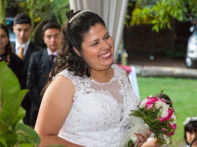 El matrimonio de Pablo y Macarena en Calera de Tango, Maipo 13