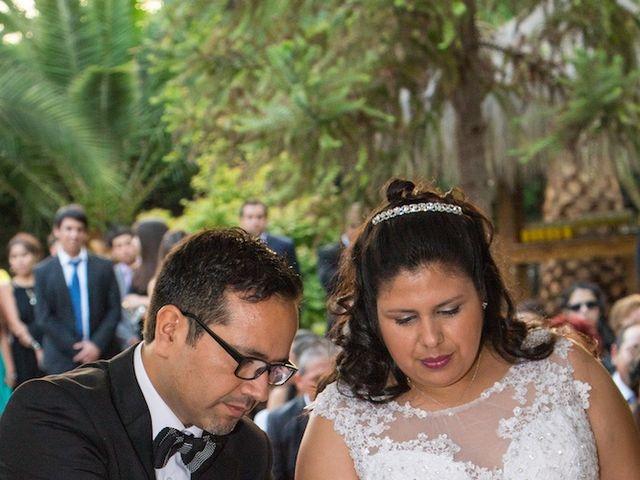 El matrimonio de Pablo y Macarena en Calera de Tango, Maipo 14