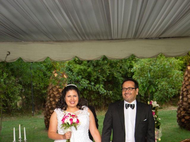 El matrimonio de Pablo y Macarena en Calera de Tango, Maipo 15