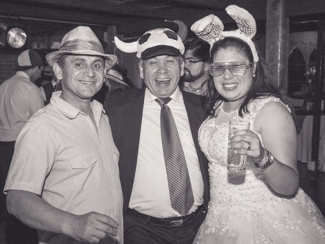El matrimonio de Pablo y Macarena en Calera de Tango, Maipo 24