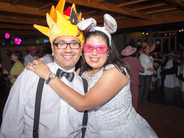 El matrimonio de Pablo y Macarena en Calera de Tango, Maipo 25