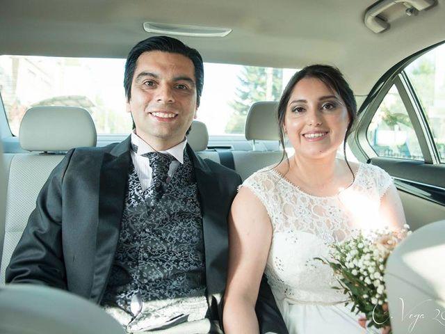 El matrimonio de Daniela y Nolberto