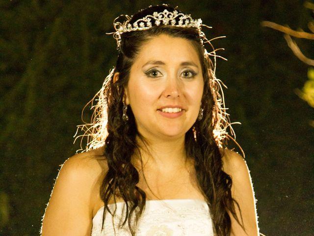El matrimonio de Omar y Fran en San Fernando, Colchagua 5