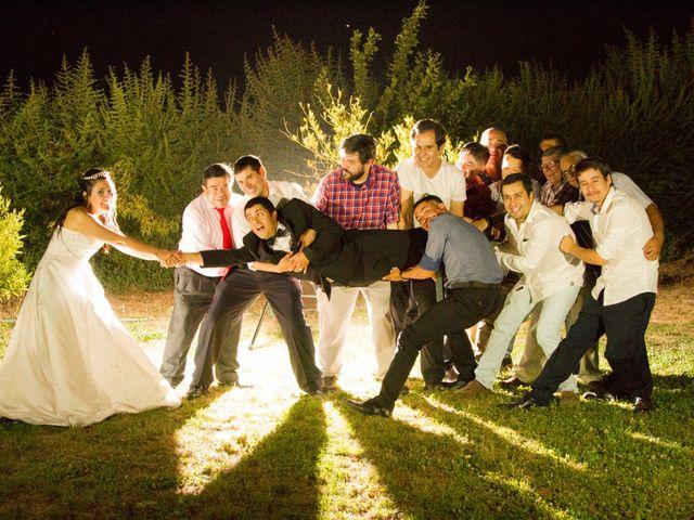 El matrimonio de Omar y Fran en San Fernando, Colchagua 11
