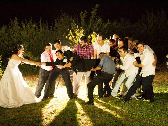 El matrimonio de Omar y Fran en San Fernando, Colchagua 12