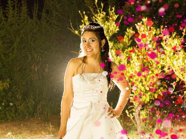 El matrimonio de Omar y Fran en San Fernando, Colchagua 2