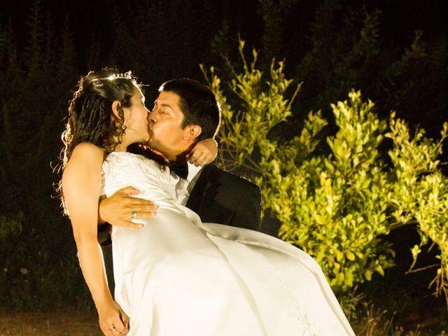 El matrimonio de Omar y Fran en San Fernando, Colchagua 14
