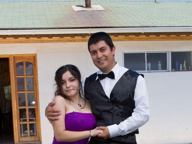 El matrimonio de Omar y Fran en San Fernando, Colchagua 15