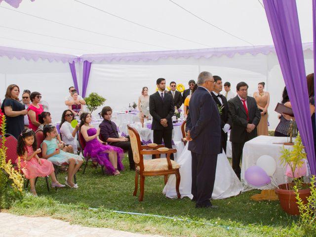 El matrimonio de Omar y Fran en San Fernando, Colchagua 17