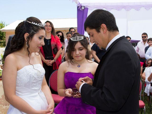 El matrimonio de Omar y Fran en San Fernando, Colchagua 19