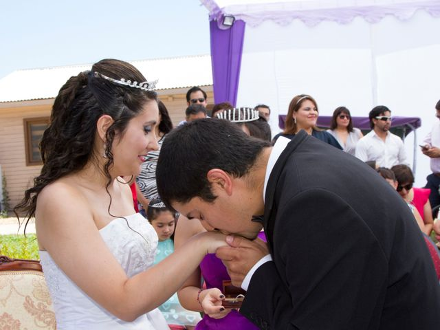 El matrimonio de Omar y Fran en San Fernando, Colchagua 20