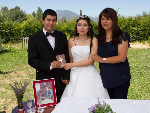 El matrimonio de Omar y Fran en San Fernando, Colchagua 21