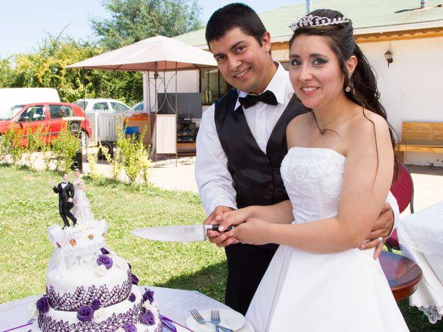 El matrimonio de Fran y Omar