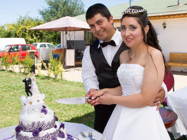 El matrimonio de Omar y Fran en San Fernando, Colchagua 26