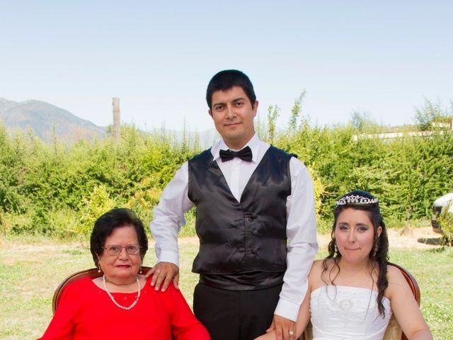 El matrimonio de Omar y Fran en San Fernando, Colchagua 27