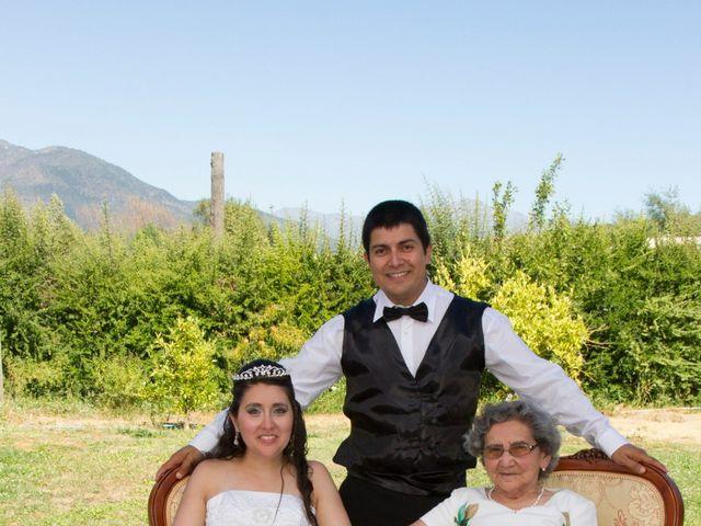 El matrimonio de Omar y Fran en San Fernando, Colchagua 28