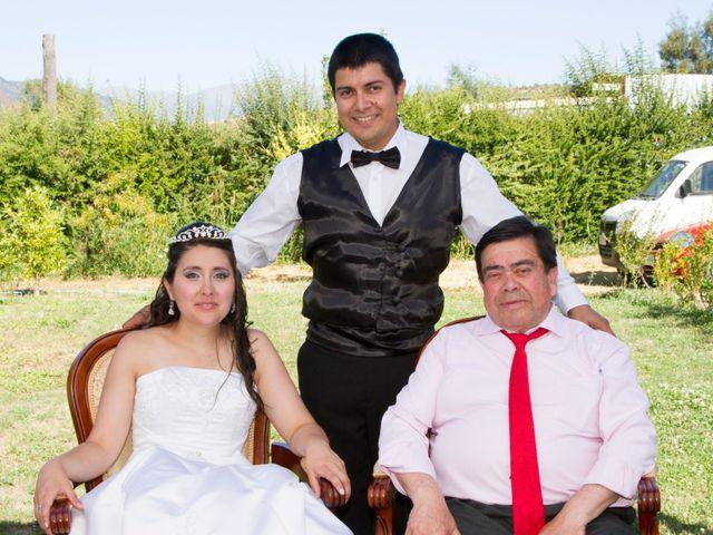 El matrimonio de Omar y Fran en San Fernando, Colchagua 29
