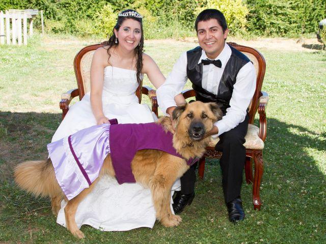 El matrimonio de Omar y Fran en San Fernando, Colchagua 30