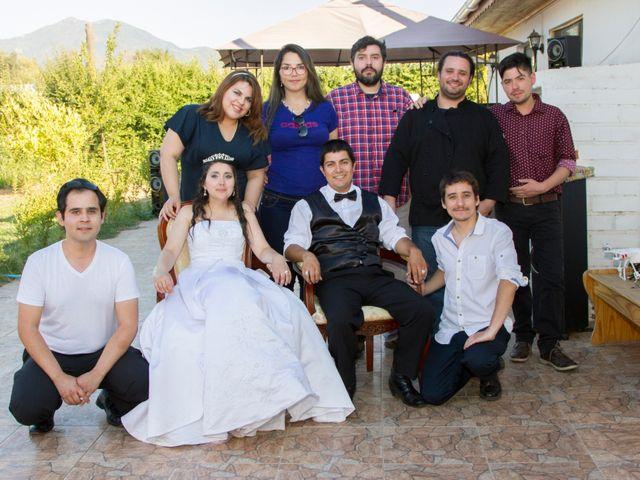 El matrimonio de Omar y Fran en San Fernando, Colchagua 31