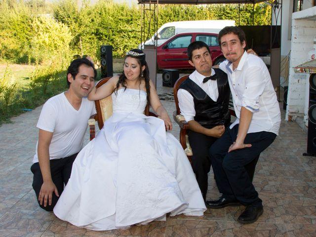 El matrimonio de Omar y Fran en San Fernando, Colchagua 32