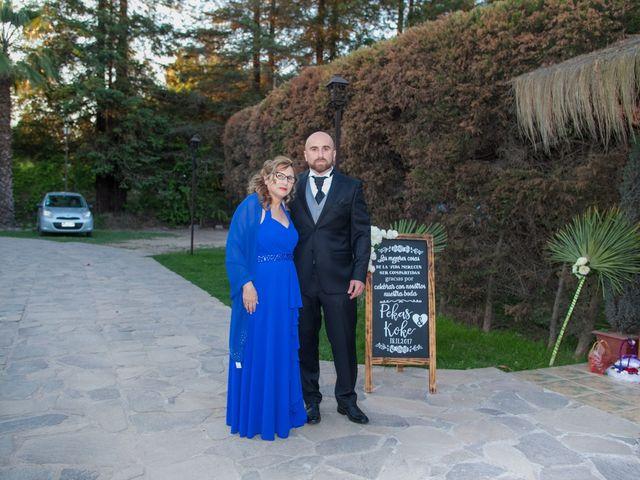 El matrimonio de Jorge y Evelyn en Calera de Tango, Maipo 8