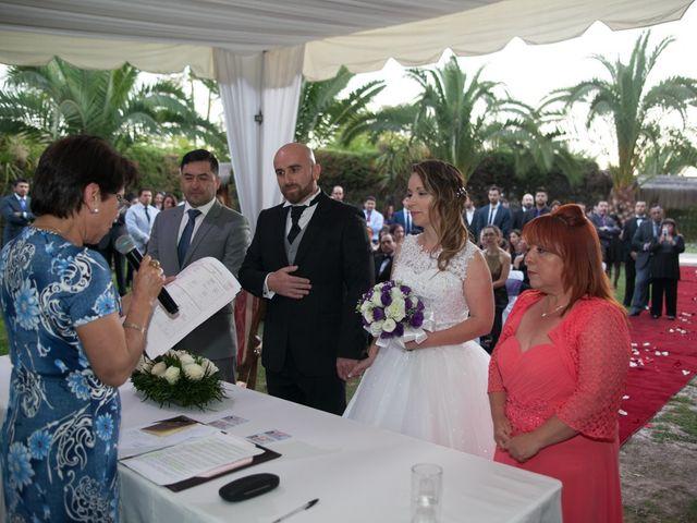 El matrimonio de Jorge y Evelyn en Calera de Tango, Maipo 10