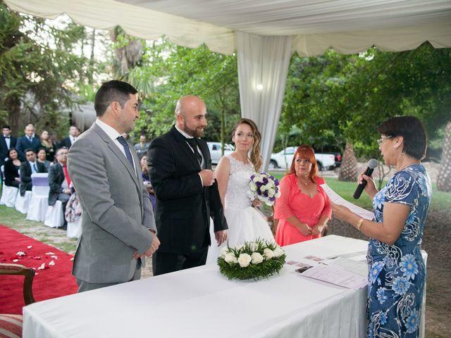 El matrimonio de Jorge y Evelyn en Calera de Tango, Maipo 11