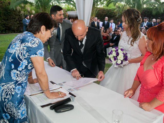 El matrimonio de Jorge y Evelyn en Calera de Tango, Maipo 12