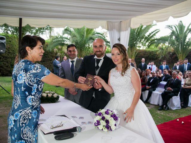 El matrimonio de Jorge y Evelyn en Calera de Tango, Maipo 13