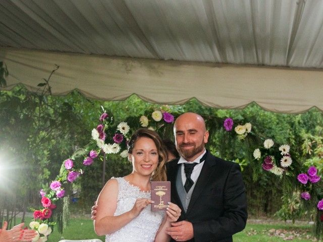 El matrimonio de Jorge y Evelyn en Calera de Tango, Maipo 14