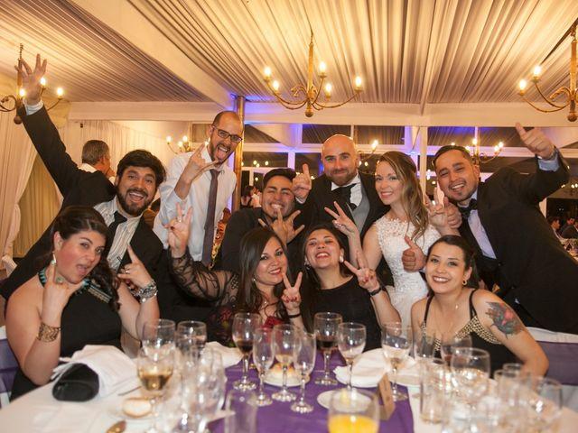 El matrimonio de Jorge y Evelyn en Calera de Tango, Maipo 15