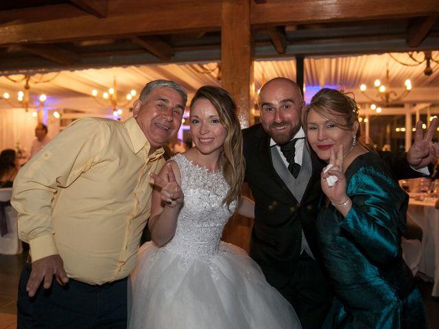 El matrimonio de Jorge y Evelyn en Calera de Tango, Maipo 1