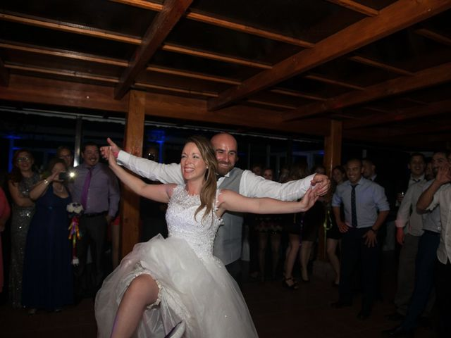 El matrimonio de Jorge y Evelyn en Calera de Tango, Maipo 18