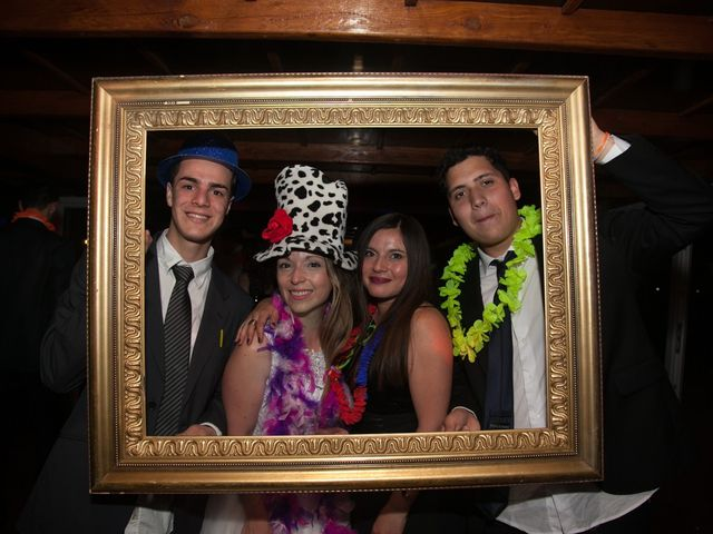 El matrimonio de Jorge y Evelyn en Calera de Tango, Maipo 21