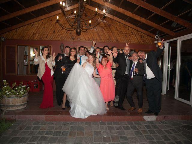 El matrimonio de Jorge y Evelyn en Calera de Tango, Maipo 22