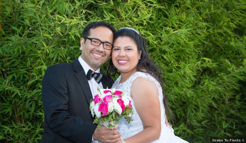 El matrimonio de Pablo y Macarena en Calera de Tango, Maipo