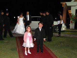 El matrimonio de Alexandra y Ricardo 2