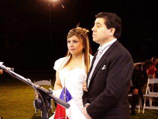El matrimonio de Alexandra y Ricardo 3