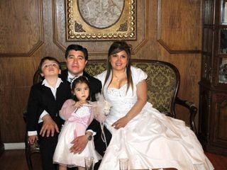 El matrimonio de Alexandra y Ricardo
