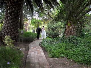 El matrimonio de Ivonne y Jorge 1
